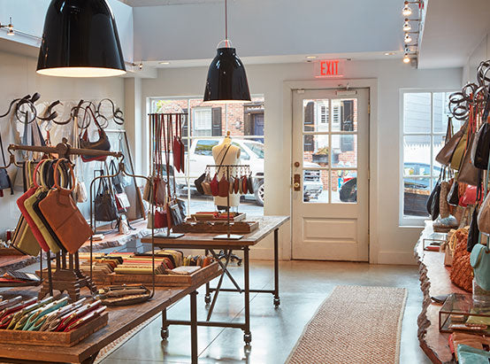 Our Flagship Store in Downtown Annapolis