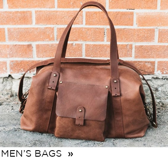 Shop Men's Travel Leather Goods