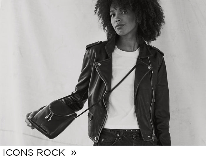 Rock Icon Lookbook