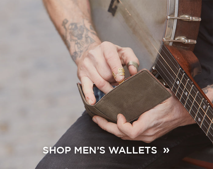 Shop Men's Wallets