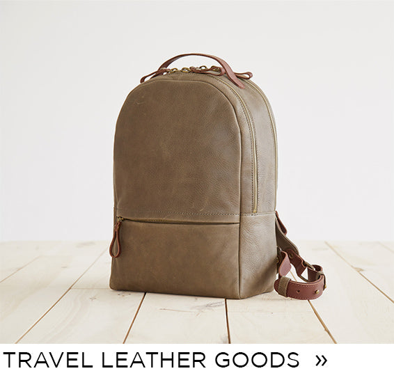 Travel Leather Goods