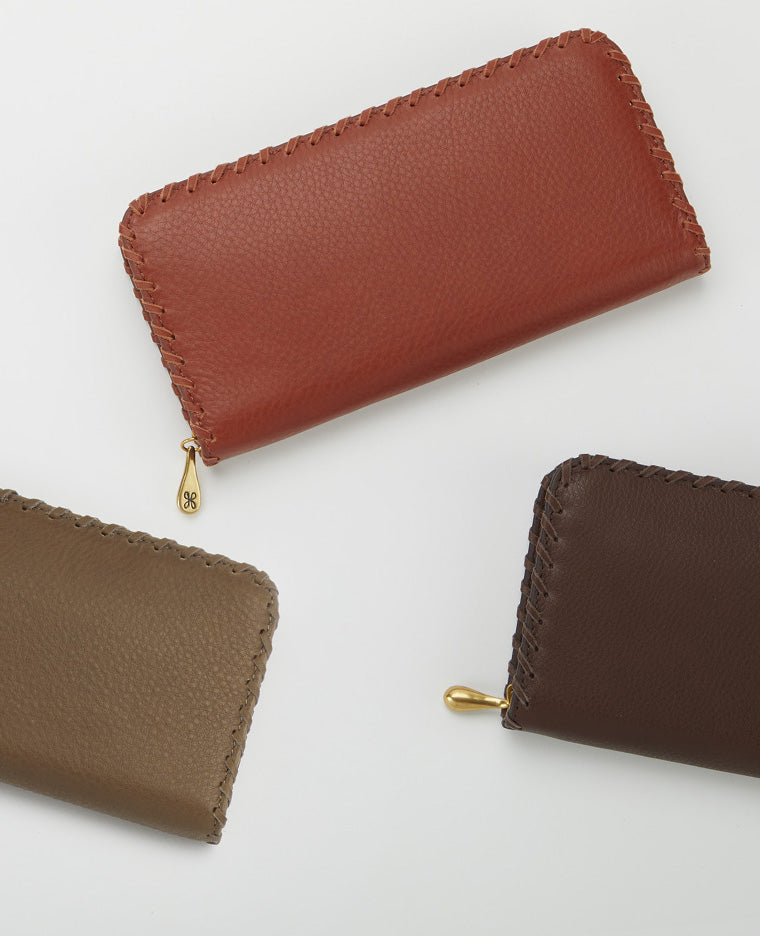 Leather Handbags & Wallets For Women - Men's Leather Goods