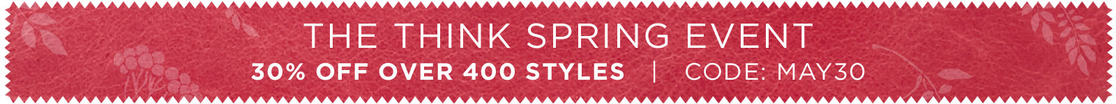 30% Off Spring Leather Handbags And Wallets
