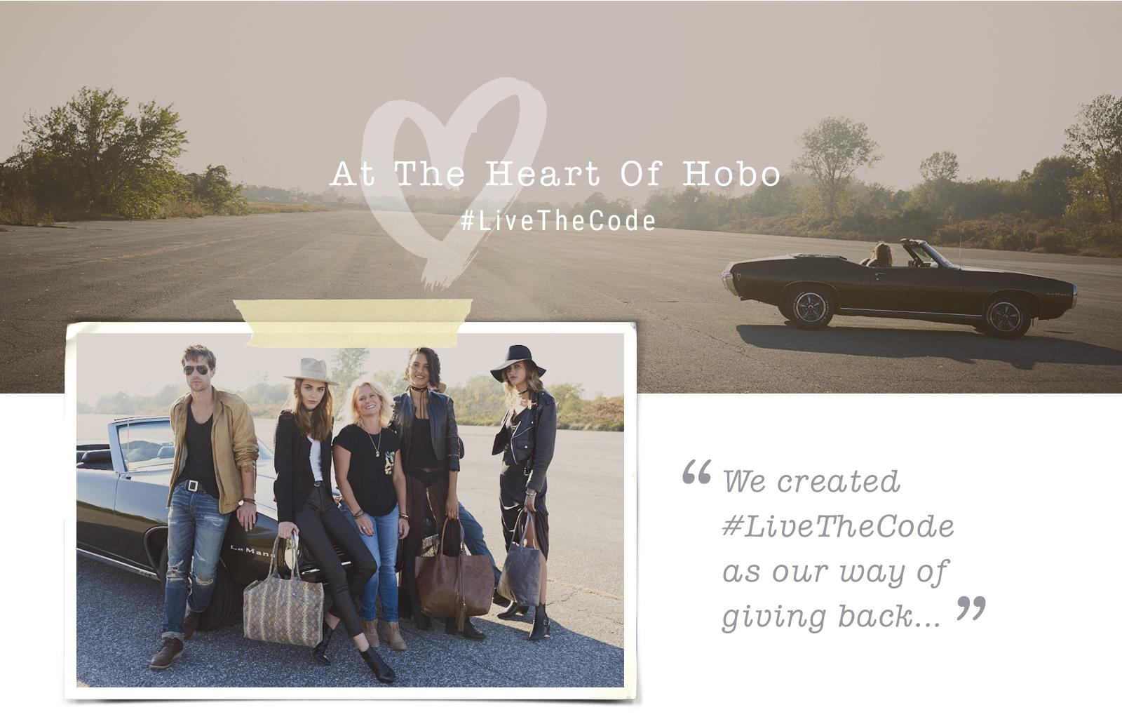 At the heart of Hobo... Live the Code