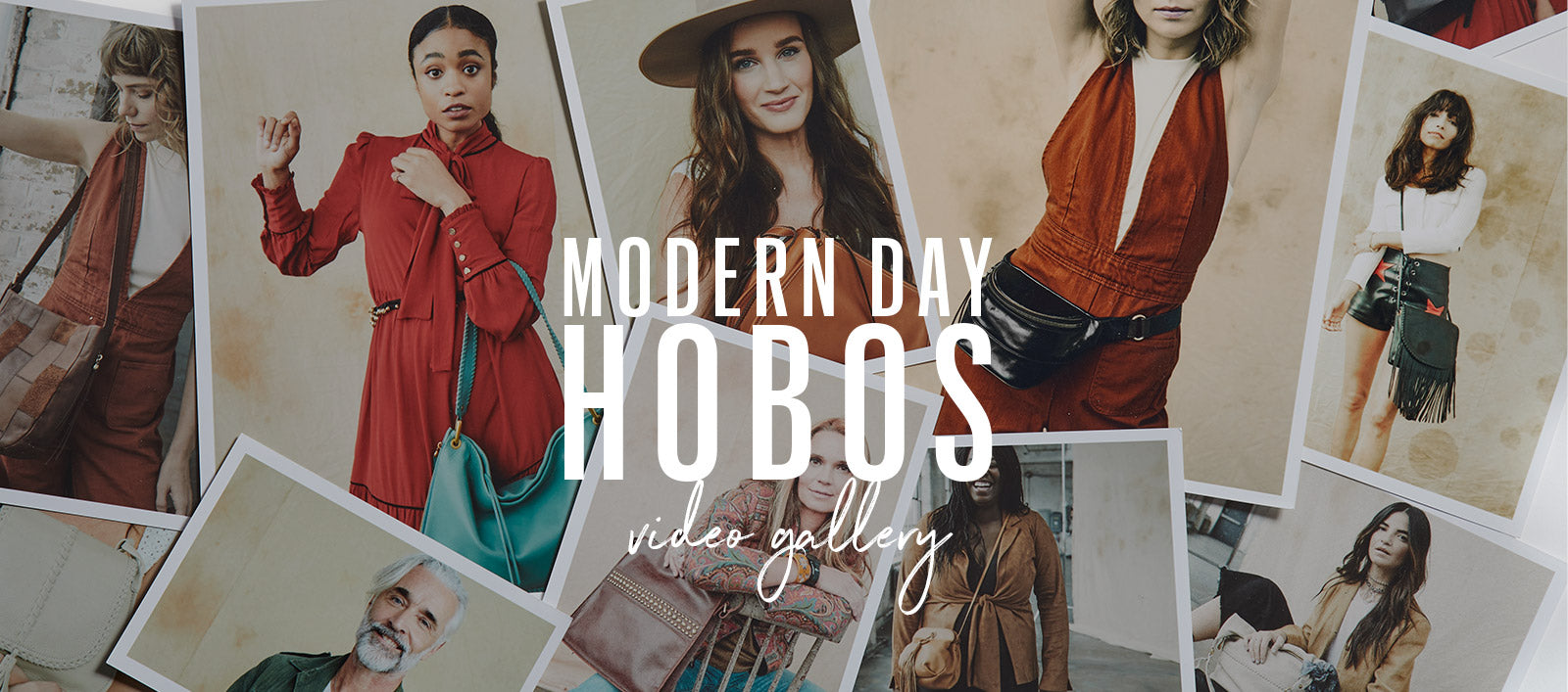 Watch videos of our Modern Day Hobos - Individial. Authentic. Original.