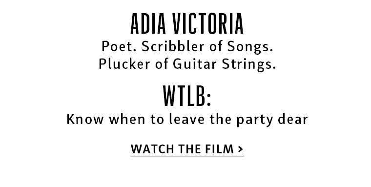 Meet Adia Victoria and watch her film