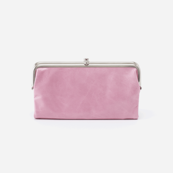 Lilac Lauren Clutch Wallet  Hobo