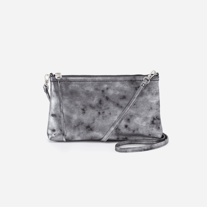 Smoke Darcy Crossbody  Hobo
