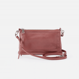 Burnished Rose Cadence Crossbody  Hobo