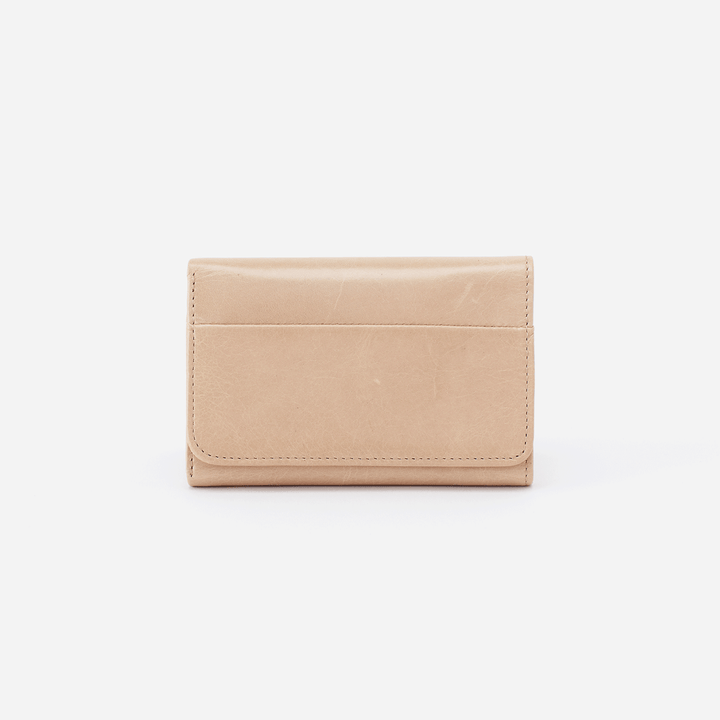 Parchment Jill Trifold Wallet  Hobo