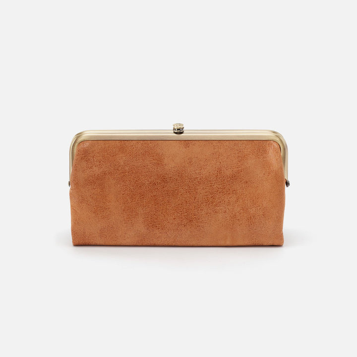 Whiskey Lauren Clutch Wallet  Hobo