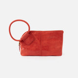 Lava Sable Wristlet  Hobo