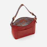 Brick Charlie Shoulder Bag  Hobo