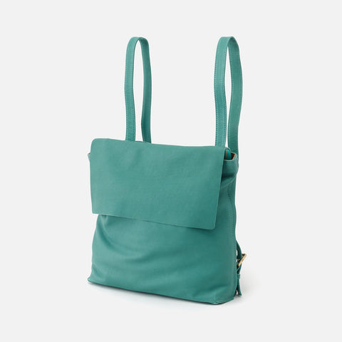 Green  Hobo Convertible Backpack