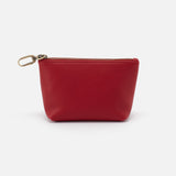 Scarlet Brava GO Clip Pouch  Hobo  Velvet Pebbled Leather