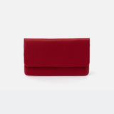 Scarlet Paca Continental Wallet  Hobo  Velvet Pebbled Leather