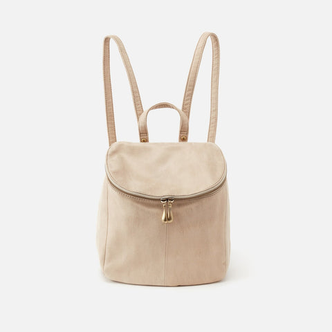 Buffed Gold  Hobo Backpack