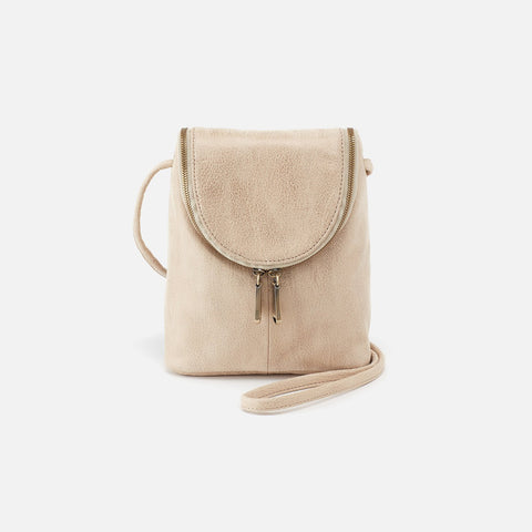 Buffed Gold  Hobo Crossbody