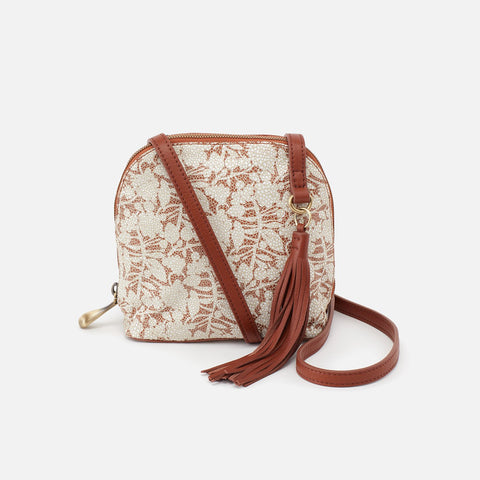 Botanical Beauty  Hobo Crossbody