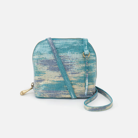Cracked Glass  Hobo Crossbody