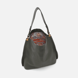 Sage Brush Moondance Hobo  Hobo  Velvet Pebbled Leather