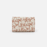 Botanical Beauty Jill Trifold Wallet  Hobo