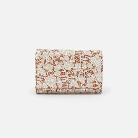 Botanical Beauty  Hobo Trifold Wallet