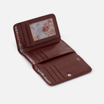 Chocolate Jill Trifold Wallet Hobo