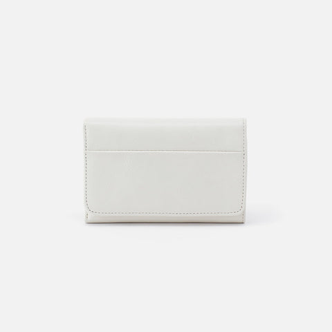 Latte  Hobo Trifold Wallet