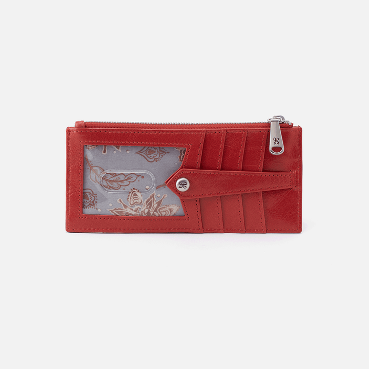 Brick Linn Card Case  Hobo