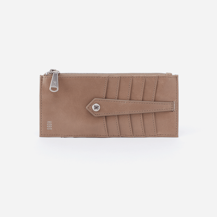 Cobblestone Linn Card Case  Hobo