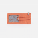 Dusty Coral Linn Card Case  Hobo