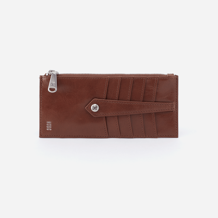 Woodlands Linn Card Case  Hobo