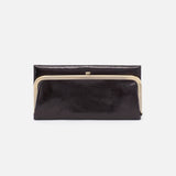 Black Rachel Continental Wallet  Hobo
