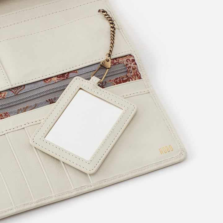 Latte Rachel Continental Wallet  Hobo