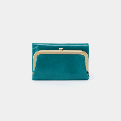 a25c3d5bbf2515 Leather Wallets - Authentic Leather Wallets for Women | Hobo