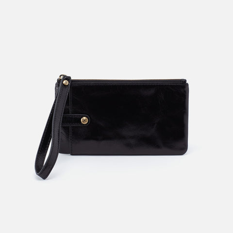 Black King Smartphone Wristlet  Hobo
