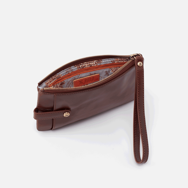 Chocolate King Smartphone Wristlet  Hobo