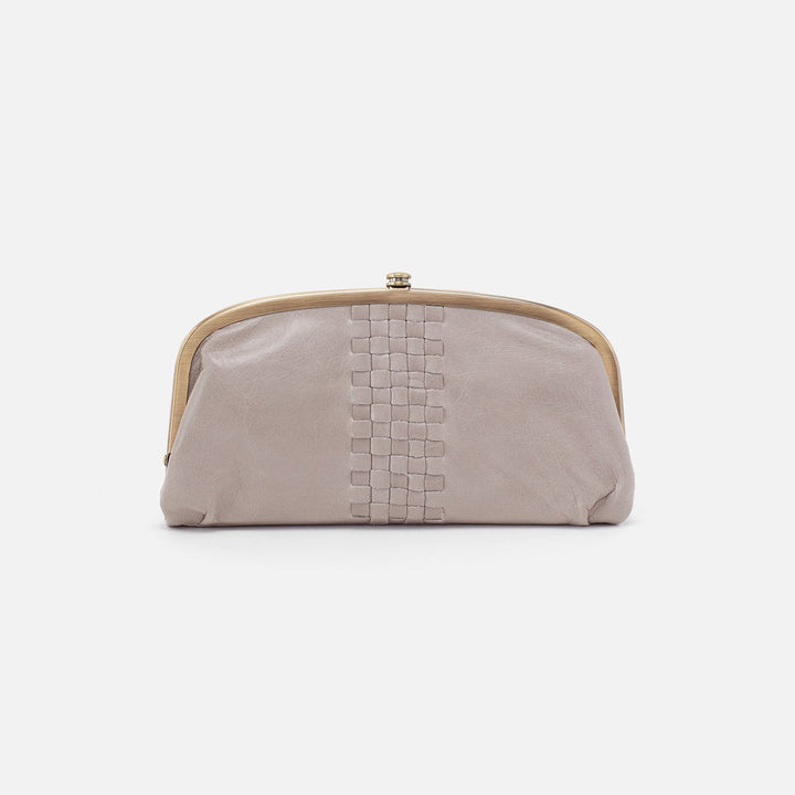 Driftwood Weave Continental Wallet  Hobo