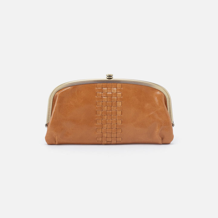 Honey Weave Continental Wallet  Hobo