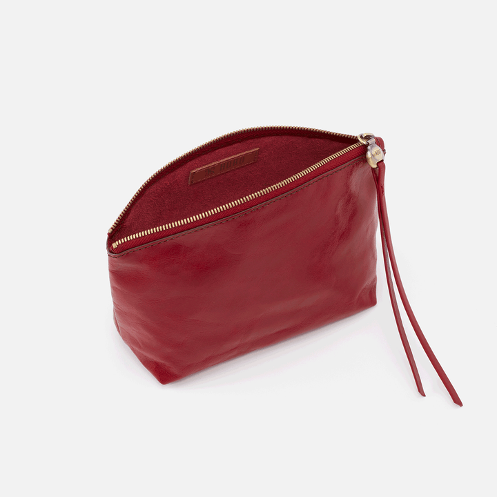 Garnet Keep Small Travel Pouch  Hobo