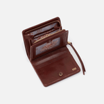 Chocolate Reen Wallet Hobo