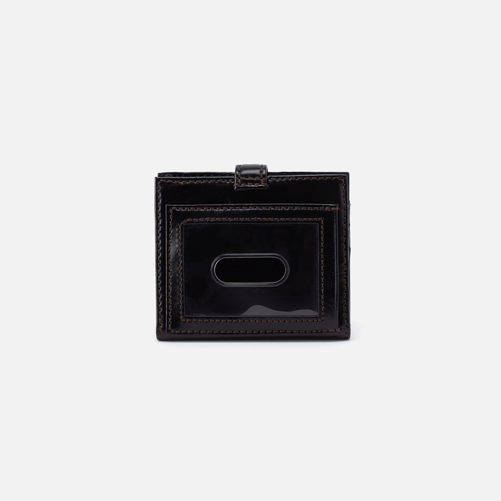 Black Tad Credit Card Wallet  Hobo