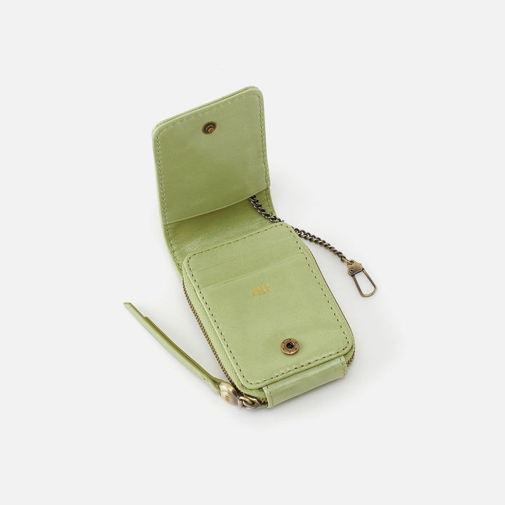 Seamist View Card Case  Hobo