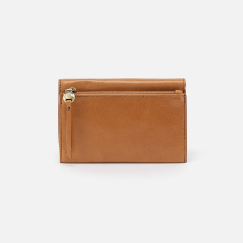 Honey  Hobo Trifold Wallet