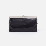 Black Lauren Clutch Wallet  Hobo