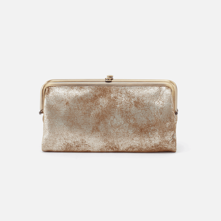 Gilded leaf Lauren Clutch Wallet  Hobo