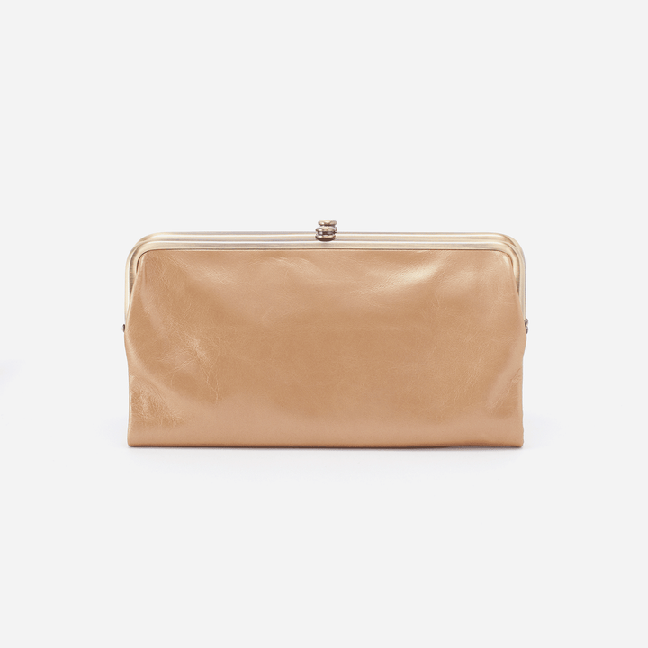 Gold Dust Lauren Clutch Wallet  Hobo