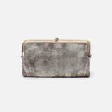 Heavy Metal Lauren Clutch Wallet  Hobo
