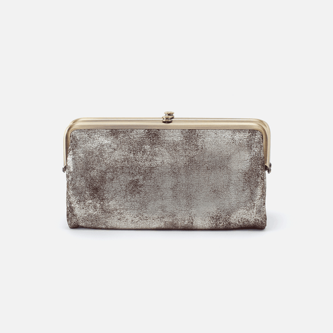 Heavy Metal  Hobo Clutch Wallet